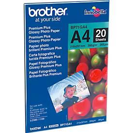 brother Foto-Papier Innobella Premium