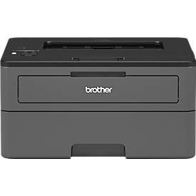 Brother Laserdrucker HL-L2375DW, S/W-Drucker, Druck 34 S./Min., LAN u. WLAN