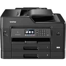 Brother Multifunktionsgerät MFC-J6930DW, 4-in-1 Business-Ink., mit DIN A3 Vollduplex
