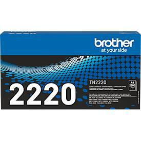 brother Toner TN-2220, noir