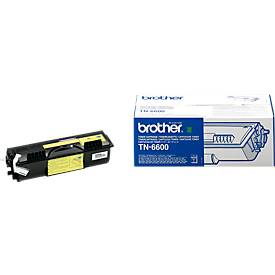 brother Toner TN-6600, zwart