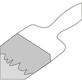 Gelakte buitenwand voor gas-box GB 1