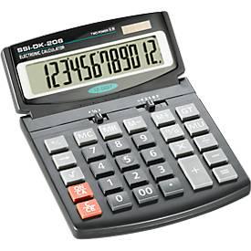 Bureaurekenmachine DK-208, 12 cijfers