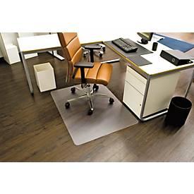 Bureaustoelmat Ecoblue®, matdikte 1,8 mm, voor harde vloeren, B 750 mm