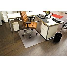 Bureaustoelmat Ecoblue®, matdikte 1,8 mm, voor harde vloeren, B 900 mm