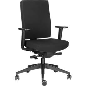 Bürostuhl CETO XS, ohne Armlehnen, speziell für kleine Menschen