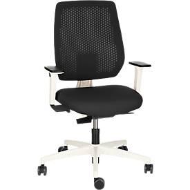 Bürostuhl Speedo, mit Armlehnen, Synchronmechanik, Synchro-Relax-Automatic