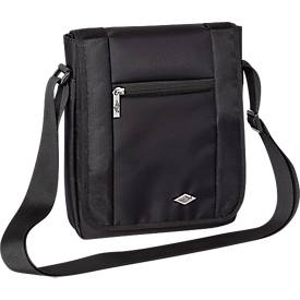 Business Messenger Bag, für Tablets bis 10,5 Zoll, aus Polyester