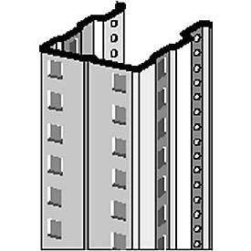 Cadres pour rayonnages PR 600, P 850 ou 1100 mm, H 2500 à 5800 mm, l. montant 75 ou 100 mm