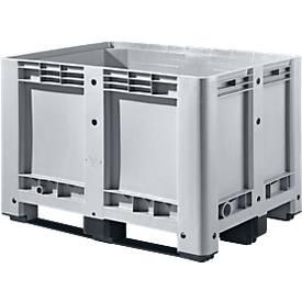 Caisse industrielle à 3 patins, différentes tailles