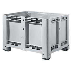 Caisse industrielle à 4 pieds, différentes tailles