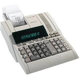 Calculatrice Olympia CPD-3212S