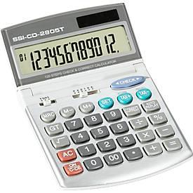 Calculette de bureau SSI CD-2805T