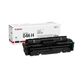 Canon 046H C Tonerkassette, cyan, 6300 Seiten