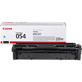 Canon 054 C Tonerkassette, cyan