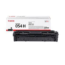 Canon 054H BK Tonerkassette, schwarz
