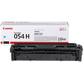 Canon 054H C Tonerkassette, cyan