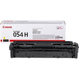 Canon 054H Y Tonerkassette, gelb