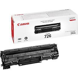 Canon 726 Tonerkassette schwarz