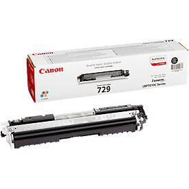 Canon 729BK Tonerkassette schwarz