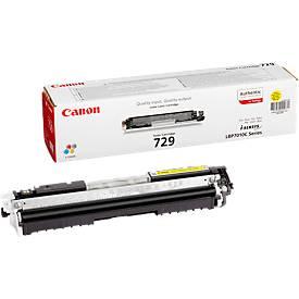 Canon 729Y Tonerkassette gelb