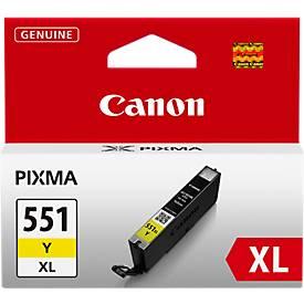 Canon Cartouche d'encre CLI-551 XL Y, jaune