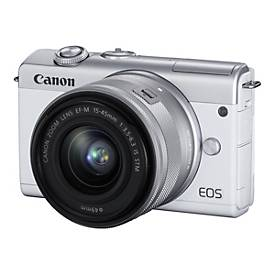 Image of Canon EOS M200 - Digitalkamera EF-M 15-45-mm-IS-STM-Objektiv
