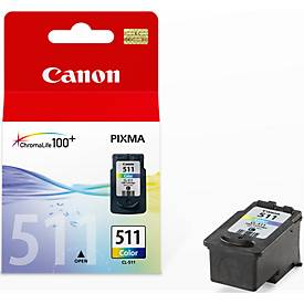 Canon inktpatroon CL-511, color