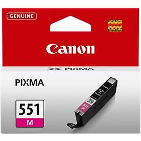 Canon inktpatroon CLI-551 M, magenta