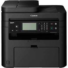 Canon Laser-Multifunktionssystem i-SENSYS MF216n, Schwarzweißdruck