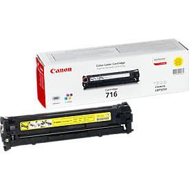 Canon T716Y Tonerkassette gelb