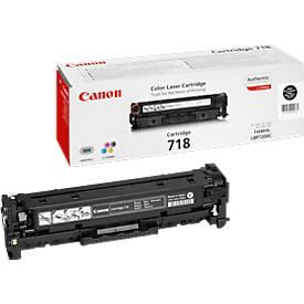 Canon T718BK tonercassette zwart