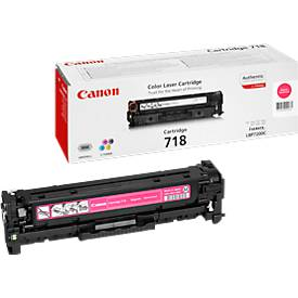 Canon T718M Tonerkassette magenta