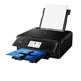 Canon Tinten-Multifunktionsdrucker Pixma TS8150, kabellos drucken, kopieren, scannen