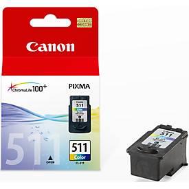 Canon Tintenpatrone CL-511 color
