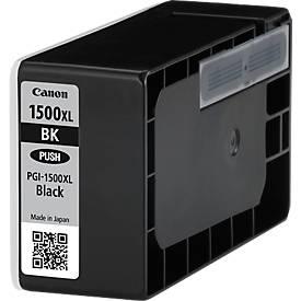 Canon Tintenpatrone PGI-1500XL BK, schwarz