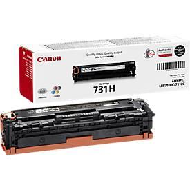 Canon Tonerkassette 731 H BK, schwarz
