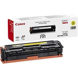 Canon Tonerkassette 731 Y, gelb