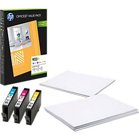 Cartouche d'encre HP N°. 903XL Office Value Pack (1CC20AE)