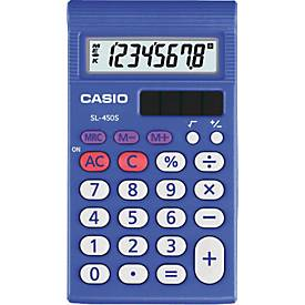 CASIO Grundschulrechner SL-450S