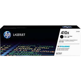 Cassette d'impression HP 410X Color LaserJet CF410X, noir