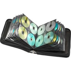 CD/DVD-Taschen, für 24 CD/DVDs