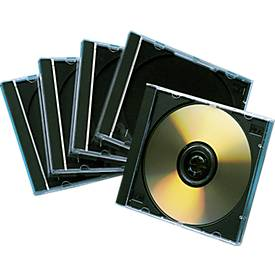 CD/DVD-Hüllen (Jewel Cases)
