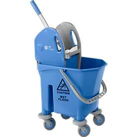 Chariot à seau simple, 15 litres