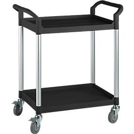 Chariot multifonctions, 2 tablettes