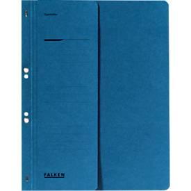 Chemise perforée Falken, pour DIN A4, demi-couverture