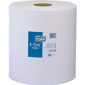Chiffons papier TORK® Advanced 415, non-perforé