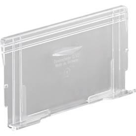 Clapets transparents pour bac LF 321