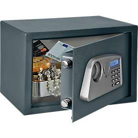 Coffre à encastrer électronique COMSAFE Trendy-1, H 250 x l. 350 x P 250 mm