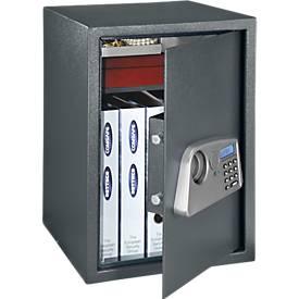 Coffre à encastrer électronique COMSAFE Trendy-3, H 500 x l. 350 x P 360 mm